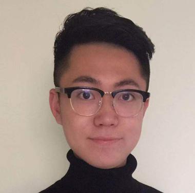 Jun Wei headshot