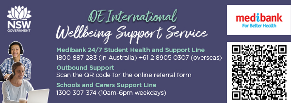 DEI Wellbeing Support Service image
